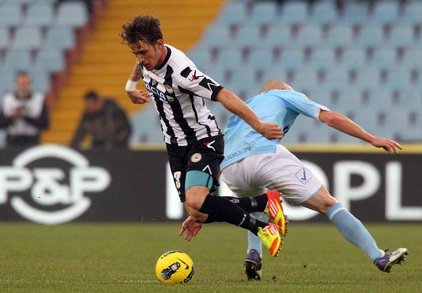 Serie A: Udinese profită de pasul greşit al lui AC Milan şi devine lider