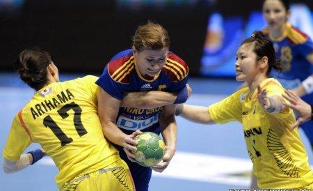 Echipa feminină de handbal a României va participa la turneele preolimpice