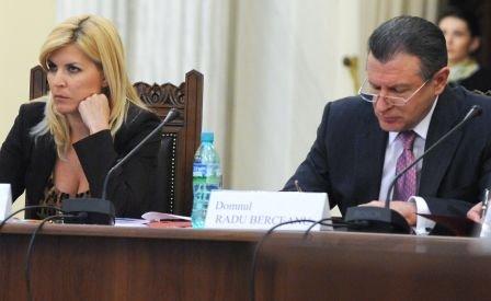 Radu Berceanu merge pe mâna Elenei Udrea: Adriean Videanu, o soluţie bună pentru Primăria Capitalei