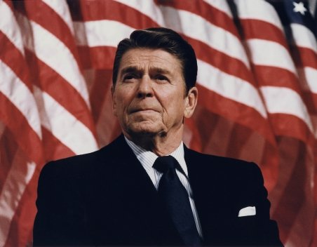 Ronald Reagan ajunge în Oradea. O stradă va purta numele fostului preşedinte american