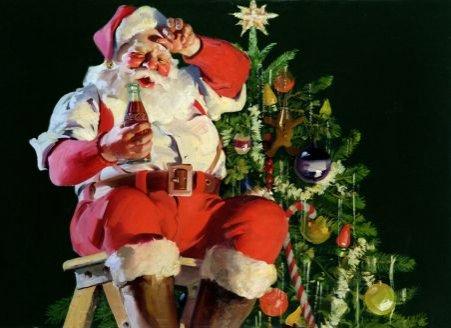 Tu ştii care este povestea lui Moş Crăciun? Vezi aici detaliile