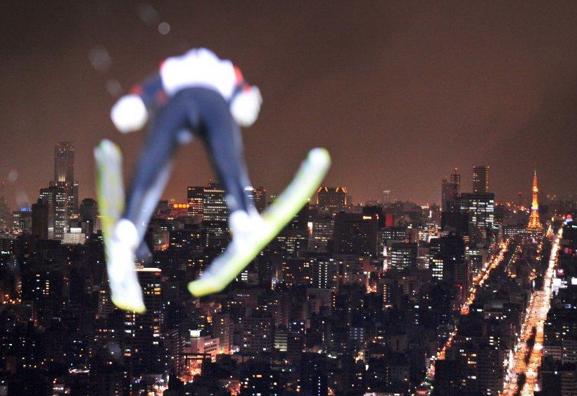 Cele mai spectaculoase imagini din sport în 2011