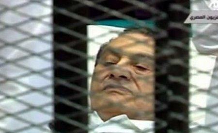 Hosni Mubarak ar putea fi condamnat la moarte. Este acuzat de crimă cu premeditare