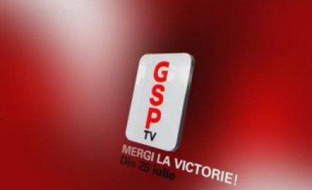 GSP TV, reintrodus în grila de programe a celor de la RCS&RDS
