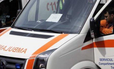 Buzău: Tragedie pe şosea. O femeie a murit, iar sotul ei este grav rănit