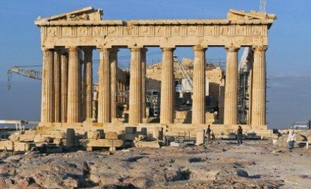 Grecia, în pragul disperării. Îşi închiriază patrimoniul. Cât costă o zi de filmări în Acropolele din Atena