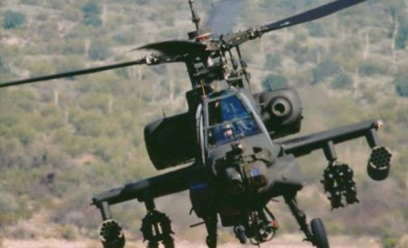 Elicopter NATO, prăbuşit în Afganistan. Şase militari americani au murit