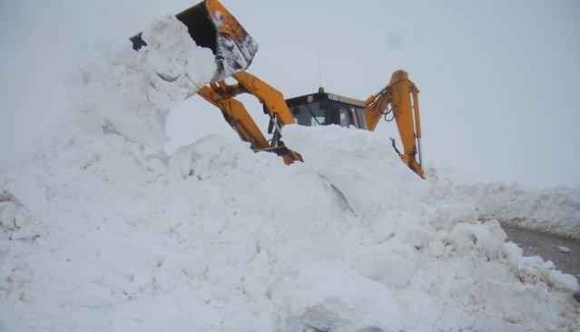 România, paralizată de ninsoare. Bilanţul OFICIAL al prăpădului provocat de zăpadă şi viscol