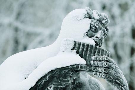 Cele mai scăzute temperaturi din această iarnă, înregistrate în Covasna