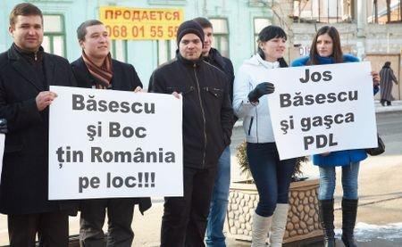 """Băsescu merge înainte alături de Boc: """"Premierul mi-a fost, îmi este şi îmi va fi un partener în încercarea să facem ce e de făcut"""""""