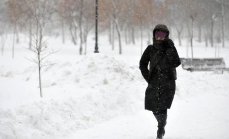 Directorul ANM: Vor fi temperaturi de sub -20 grade pentru aproape o săptămână. Din 13 februarie vremea se încălzeşte