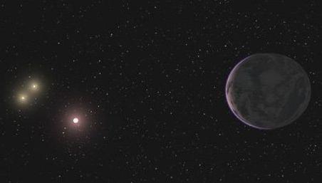 O a patra exoplanetă potenţial locuibilă, descoperită în afara sistemului nostru solar