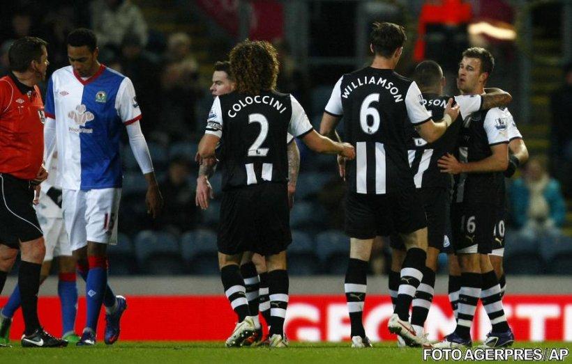 Premier League: Newcastle profită pe pasul greşuit al lui Arsenal şi urcă pe locul 5
