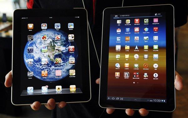 Victorie pentru Samsung în războiul patentelor cu Apple. Galaxy Tab 10.1N s-ar putea vinde în Germania