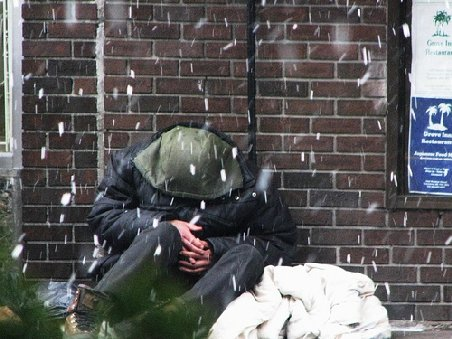 24 de decese în întreaga ţară din cauza frigului