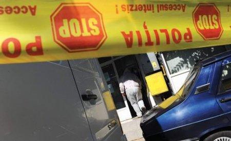 Bucureşti: Un bărbat mascat a jefuit o casă de amanet, paguba fiind de 4.000 de lei