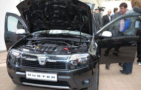 Dacia Duster, codaşă în topul celor mai sigure maşini. Vezi rezultatele testelor