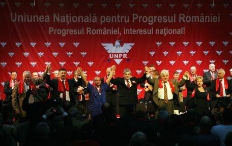 UNPR: Vom da curs invitaţiei preşedintelui Traian Băsescu