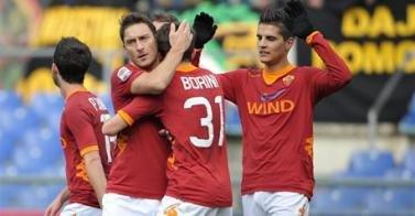 Etapă cu surprize în Serie A: Inter, umilită la Roma. Nicio victorie pentru echipele de pe podium