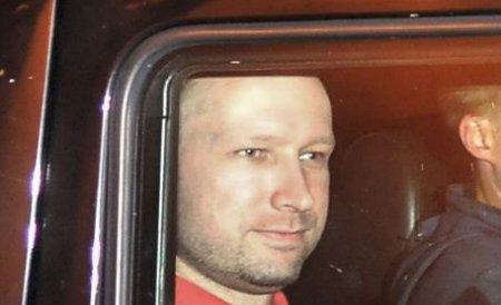 Anders Behring Breivik rămâne în detenţie preventivă. Procesul său începe pe 16 aprilie
