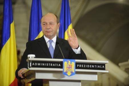 Băsescu: Desemnarea lui Mihai Răzvan Ungureanu a fost agreată. De mâine, poate începe stabilirea programului şi Cabinetului