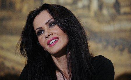 Oana Zăvoranu, internată de urgenţă la spital. Telenovela cu vrăjitoarele a extenuat-o