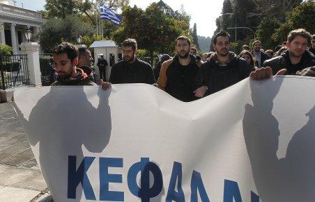 Sindicatele cer organizarea unei noi greve generale în Grecia