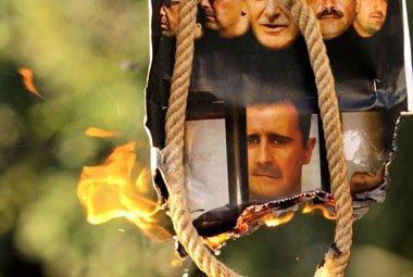 Mai multe state europene îşi retrag ambasadorii din Siria, denunţând violenţele regimului Al-Assad
