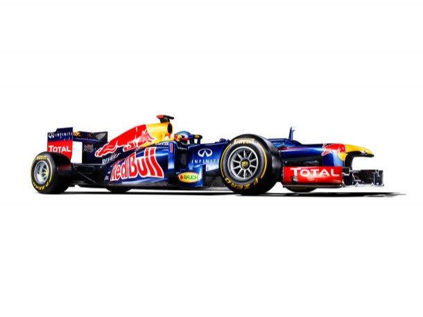 Red Bull şi-a prezentat monopostul cu care va concura în 2012