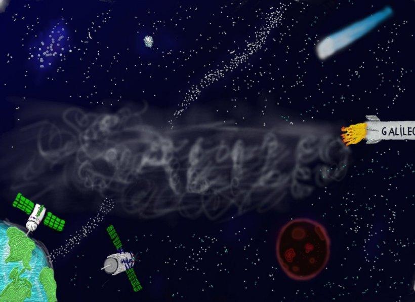 Un satelit din constelaţia Galileo va purta numele unei fetiţe din România: Irina. Vezi de ce
