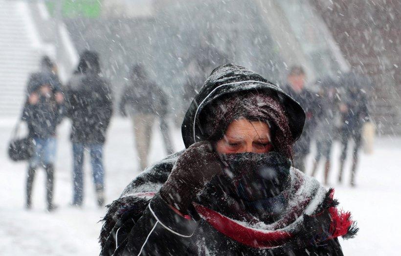 Europa moare de frig: 480 de morţi în 10 zile. Cele mai multe victime, în estul continentului şi Italia