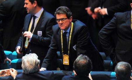 """Fabio Capello a renunţat la """"naţionala"""" Angliei. Vezi ce rol a avut John Terry în decizia sa"""