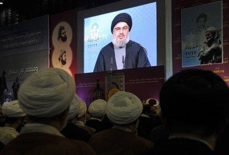 Mişcarea şiită libaneză Hezbollah recunoaşte pentru prima dată că este susţinută de Iran