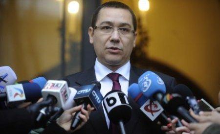 Ponta: Vom sesiza Curtea Constituţională dacă audierile miniştrilor au fost fără cvorum