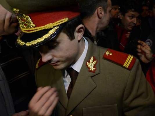 """""""Voi lupta să-mi redobândesc gradul de militar"""". Locotenentul Gheorghe Alexandru va contesta verdictul dat de Consiliul de Judecată"""