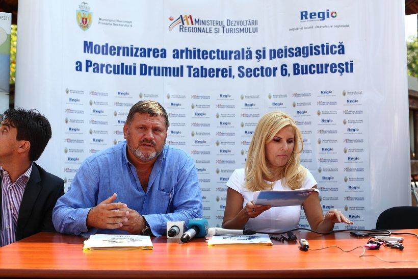 """""""Cadou"""" de plecare. În ultima zi de mandat, Udrea i-a dat lui Poteraş fonduri de 13 MILIOANE de euro"""