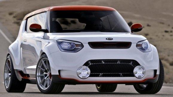 KIA a lansat conceptul Track'ster