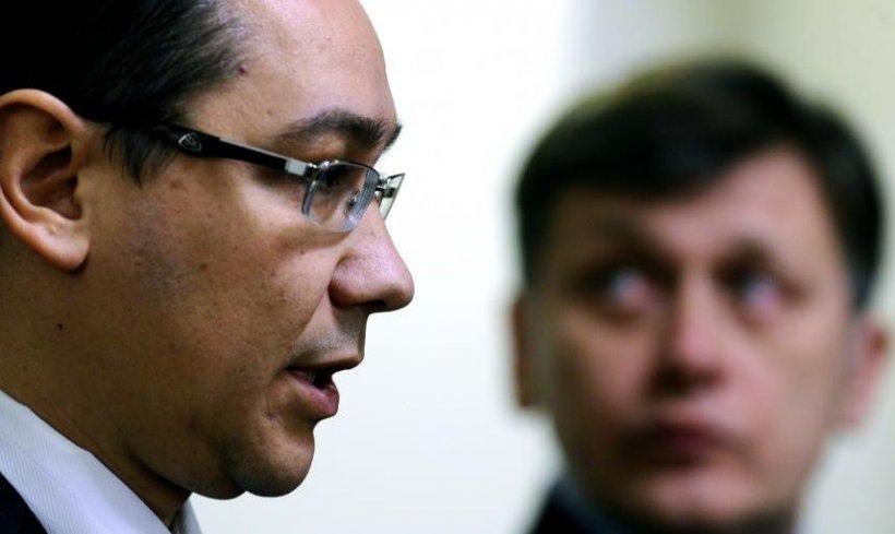 Mesajul lui Ponta pentru Ungureanu: Nu continuaţi politica Guvernului Boc. E important ca schimbarea să nu fie de faţadă