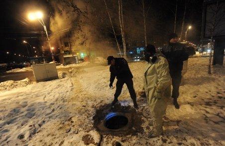 Ministerul Sănătăţii: 44 de români au murit din cauza frigului şi 239, găsiţi îngheţaţi