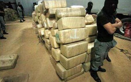 15 TONE de droguri în stare pură. Cea mai mare cantitate de stupefiante confiscată vreodată