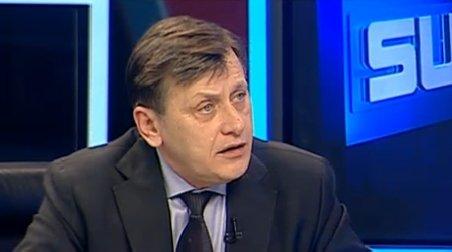 Crin Antonescu a explicat de ce nu mai pleacă în vizită în SUA, cu Ponta