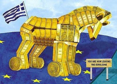 Grecia a ajuns din nou cu cuţitul la os. UE a decis să amâne împrumutul de 130 de miliarde de euro