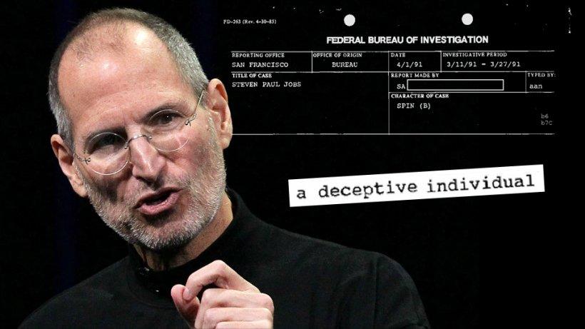 Steve Jobs, făcut una cu pământul de o ANCHETĂ FBI. Vezi detalii şocante despre viaţa fondatorului Apple