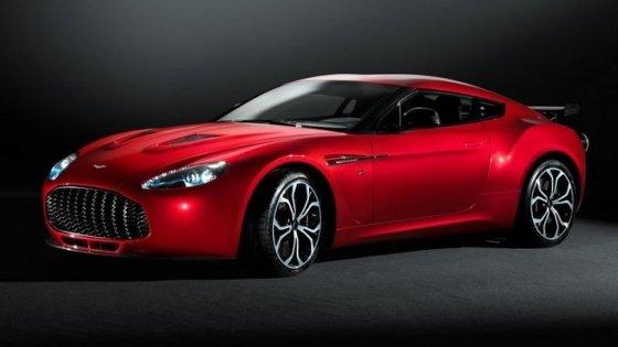 """Aston Martin V12 Zagato, """"o bijuterie"""" produsă în doar 150 de exemplare"""
