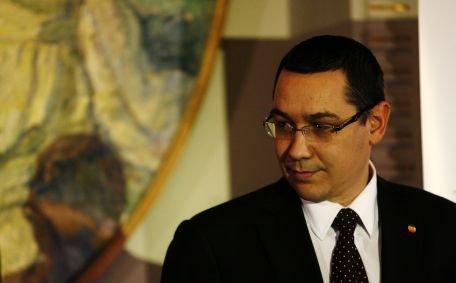 Ponta: Voi cere premierului Ungureanu să sancţioneze prefecţii din Buzău, Vrancea şi Constanţa