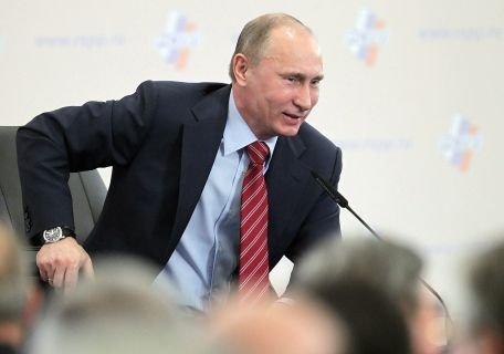 Rusia. Mai multe şcoli au fost rugate să cumpere sute de exemplare dintr-o carte despre copilăria lui Putin