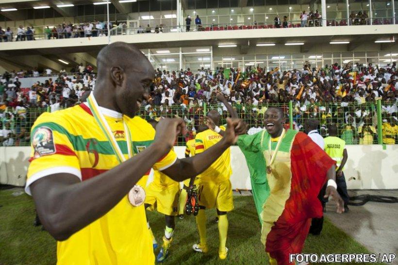 Mali a învins Ghana şi a cucerit medalia de bronz la Cupa Africii pe Naţiuni