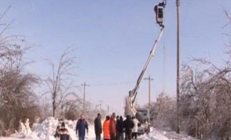 21 de localităţi branşate la Electrica şi Enel Muntenia, fără energie electrică