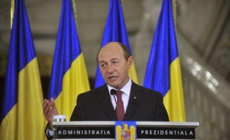 Băsescu: Nu declar stare de urgență în Buzău, poate fi o capcană. Este exclusă întreruperea furnizării de energiei electrice pentru populație