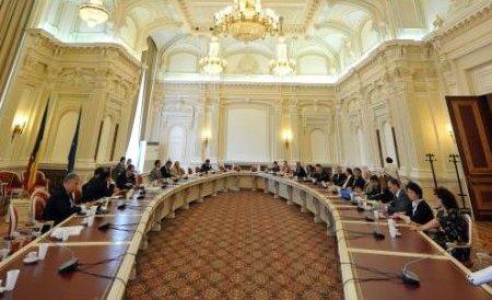 Consultări la Cotroceni, astăzi. Preşedintele Băsescu a invitat separat puterea şi opoziţia